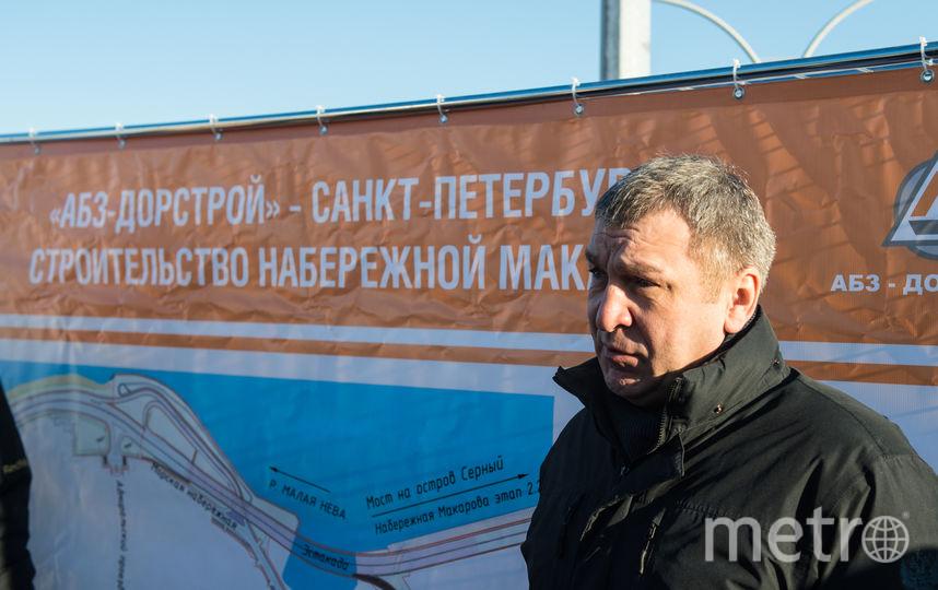 """Вице-губернатор Петербурга Игорь Албин. Фото Святослав Акимов, """"Metro"""""""