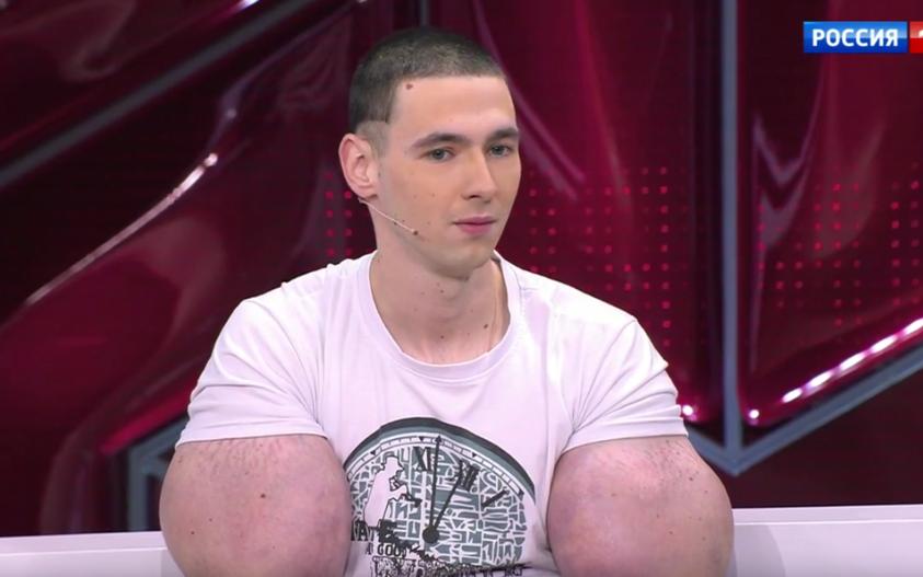 "Кирилл Терешин, ""Мистер Синтол"", фотоархив. Фото Скриншот YouTube"