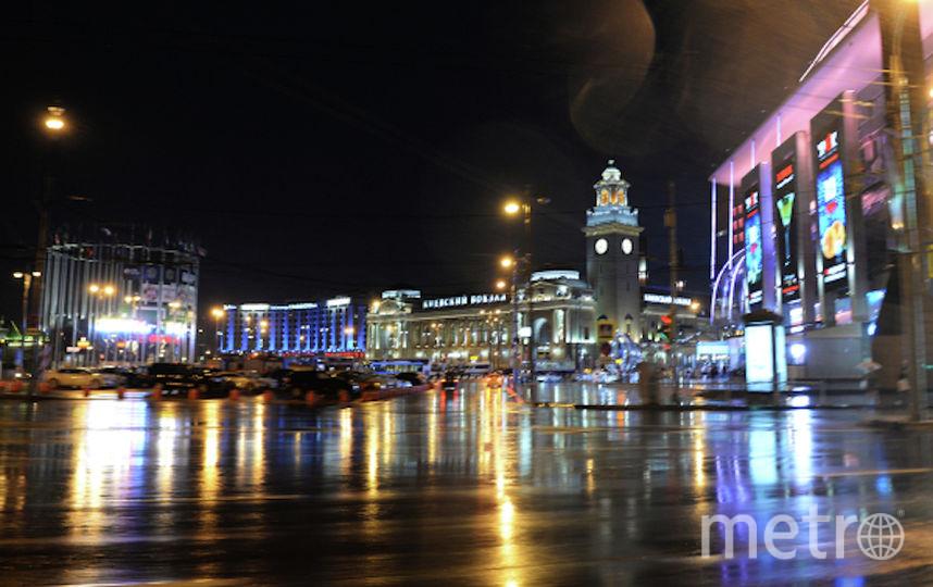 Киевский вокзал. Фото РИА Новости