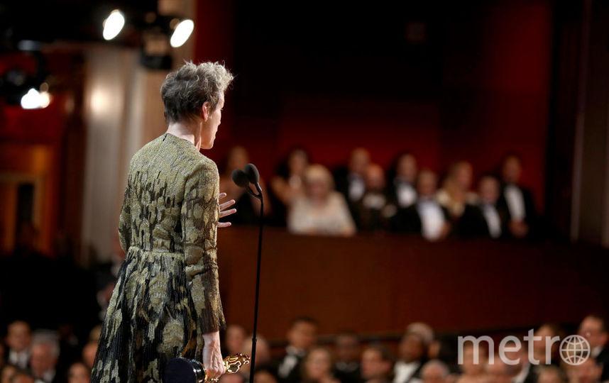 Фрэнсис Макдорманд, фотоархив. Фото Getty