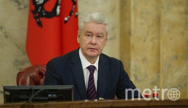 Сергей Собянин. Фото mos.ru