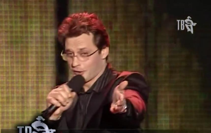 Александр Домогаров. Фото Скриншот Youtube