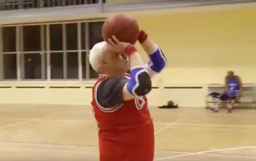 Полтавченко принял эстафету. Фото Андрей Кибитов, Скриншот Youtube