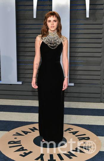 """Эмма Уотсон на """"Оскаре-2018"""". Фото Getty"""