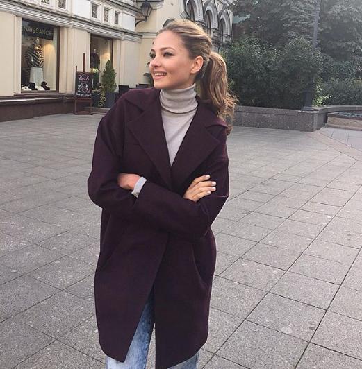 Евгения Кафельникова. Фото www.instagram.com/kafelnikova_a