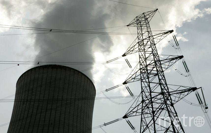 Атомная электростанция. Фото Getty
