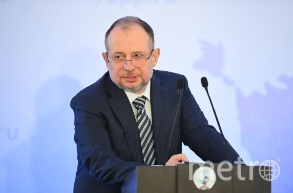 Владимир Лисин. Фото РИА Новости
