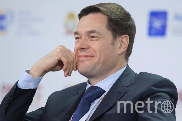 Алексей Мордашов. Фото РИА Новости