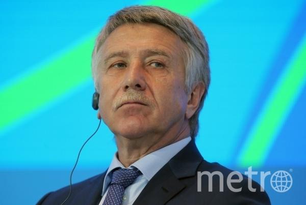 Леонид Михельсон. Фото РИА Новости