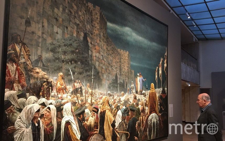 """Выставка работа Верещагина продлится до 15 июля. Фото Дарья Буянова., """"Metro"""""""