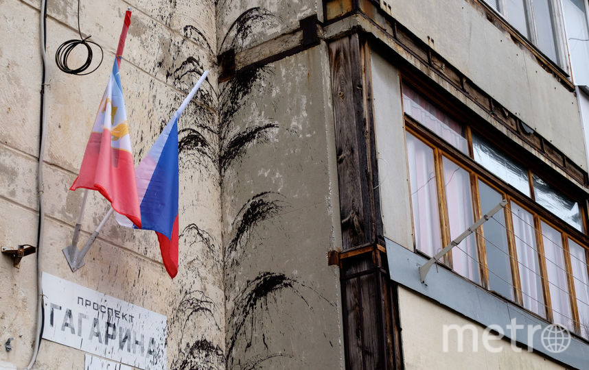"В Севастополе. Фото Алена Бобрович, ""Metro"""