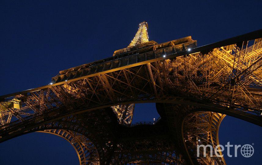 Эйфелева башня в Париже. Фото Getty