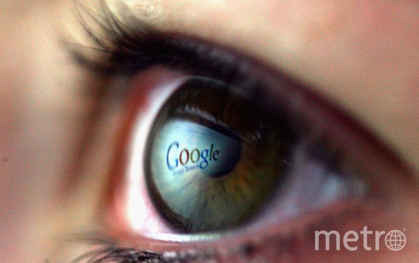 Google.com. Фото Getty