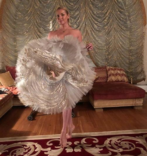 Экс-балерина Анастасия Волочкова. Фото www.instagram.com/volochkova_art