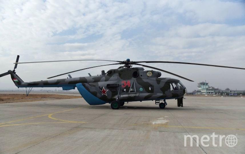 Вертолёт Ми-8 (архивное фото). Фото РИА Новости