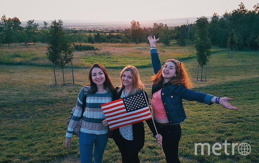 Женское трио из МГУ Dust District. Фото предоставлено героями публикации
