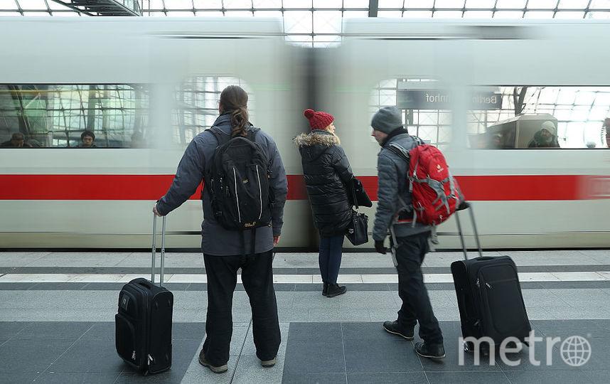 Россияне планируют посетить Москву на мартовских праздниках. Фото Getty