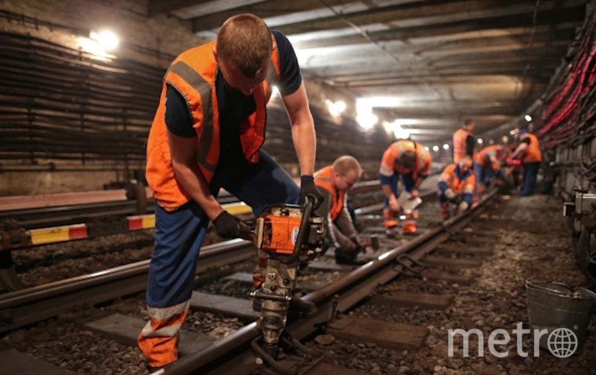Московское метро будет развиваться. Фото РИА Новости