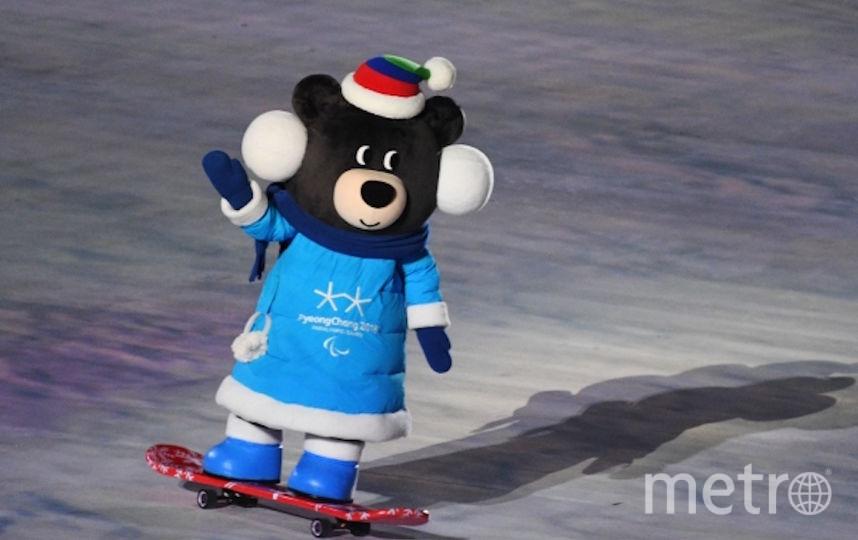 Церемония открытия Паралимпиады. Фото РИА Новости