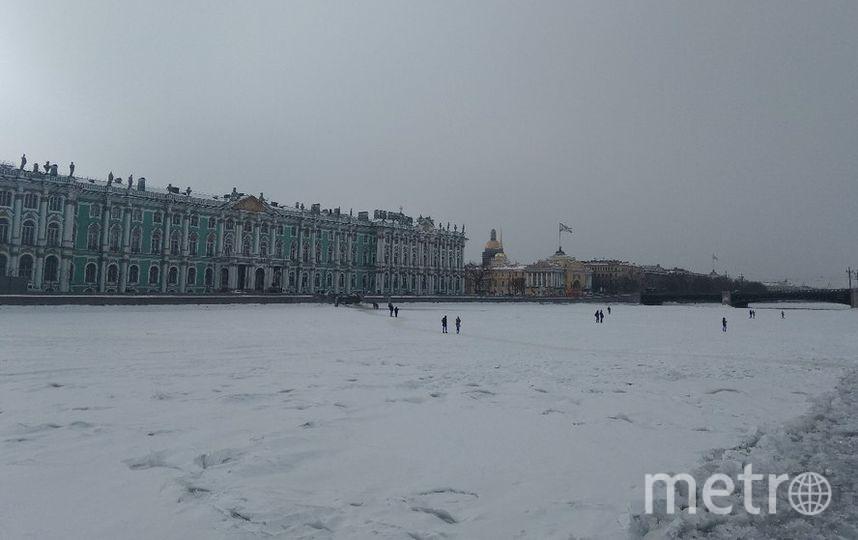 "Санкт-Петербург. Фото Ольга Рябинина, ""Metro"""