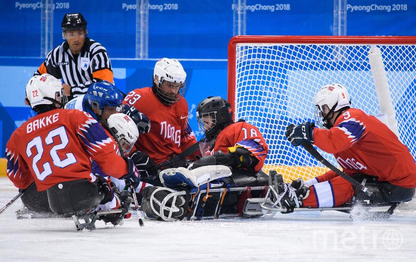 Паралимпиада-2018 в Пхенчхане проходит с 9 по 18 марта. Фото AFP