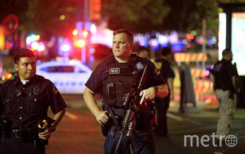 Полиция в США. Фото Getty