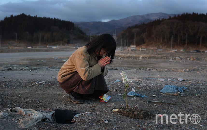 В 2011 году в Яопнии произошло сильнейшее землетрясение и цунами. Фото Getty