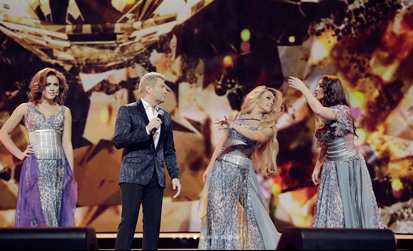 Никоалй Басков на премии Bravo. Фото скриншот Instagram