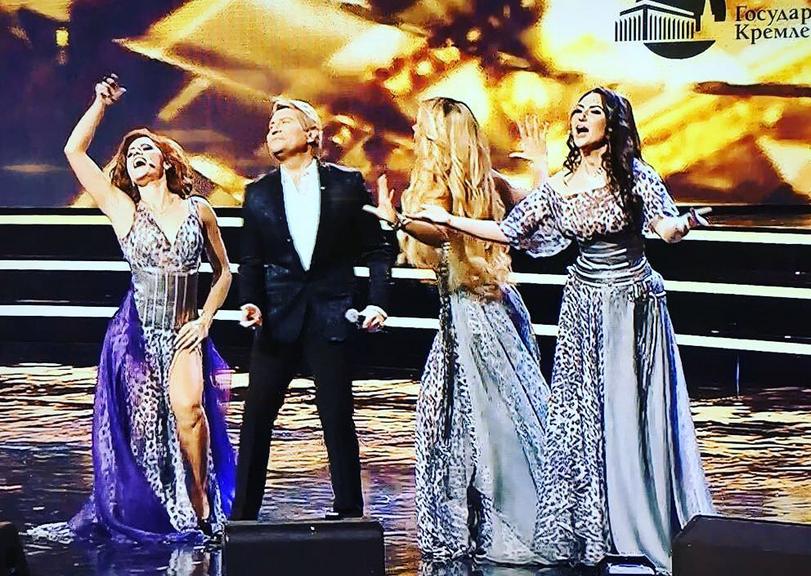 Премия Bravo. Фото Cкриншот instagram.com/nikolaibaskov/