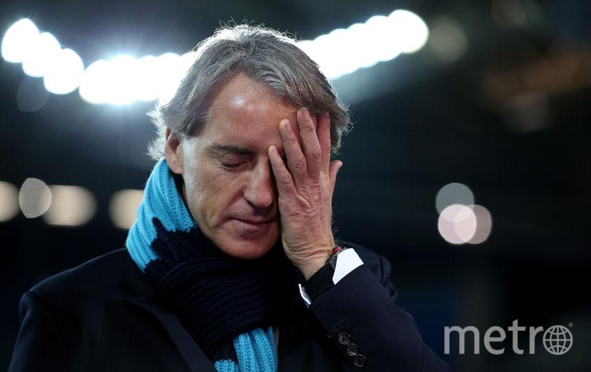 Тренеру Роберто Манчини не купили новых игроков. Фото Getty
