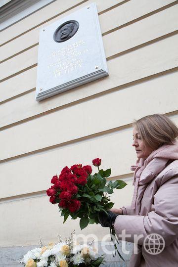 В Петербурге открыли мемориальную доску Мариусу Петипа.