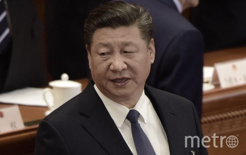 Си Цзиньпинь. Фото AFP