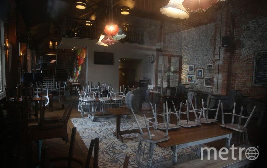 Ресторан, который посещали Сергей Скрипаль и его дочь Юлия. Фото AFP