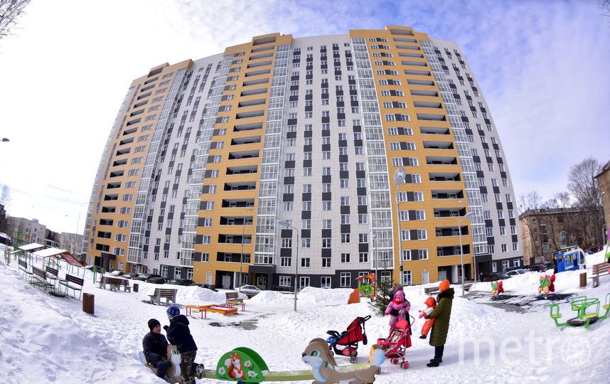 Из хрущёвок – в новую жизнь: Как жители пятиэтажек переезжают в первую новостройку по программе реновации. Фото Василий Кузьмичёнок