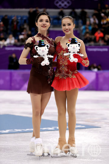 Подрастающее поколение вскоре навяжет борьбу Алине Загитовой и Евгении Медведевой. Фото instagram.com/d_gleikh,  getty, instagram.com/trusova.sasha