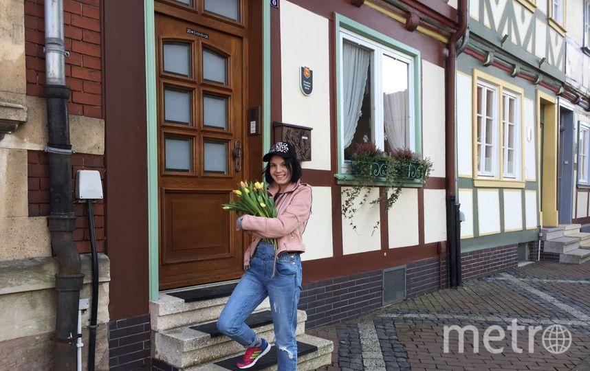 Маргарита Грачёва в Германии. Фото предоставлено Маргаритой Грачёвой.
