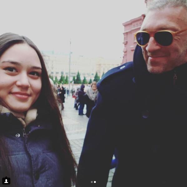 Скриншот instagram.com/evadubovik/.