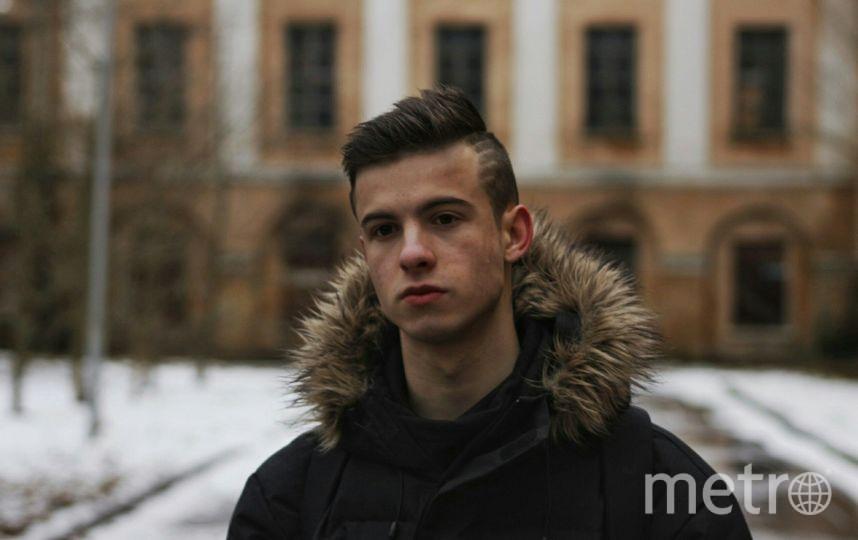 Даниил Жмаев. Фото предоставлено героем публикации