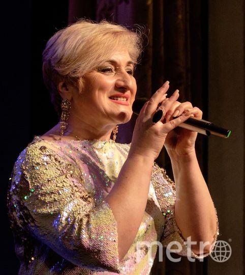 Эльмира Налбантова поёт на 16 языках мира. Фото все - Алена Бобрович.