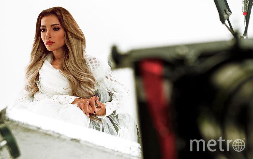 Юлия Самойлова. Фото пресс-служба Первого канала