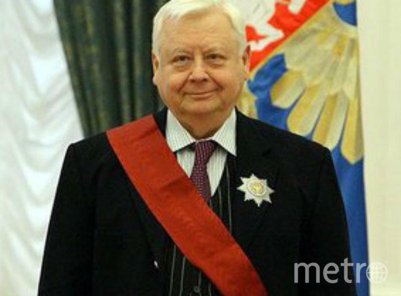 Олег Табаков, фотоархив. Фото все - Wikipedia