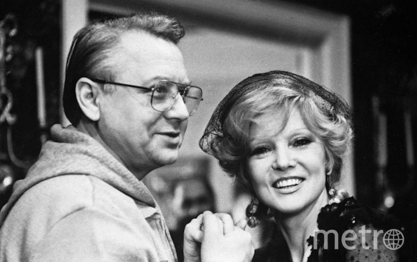 Олег Табаков и Людмила Гурченко, 1988-й год. Фото РИА Новости