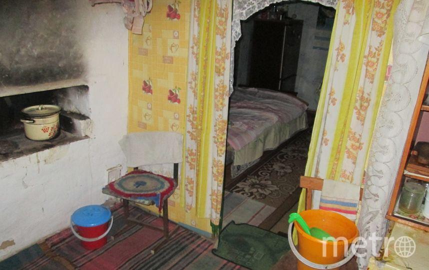 Помещение, где проживал обвиняемый в Кировской области. Фото http://kirov.sledcom.ru/