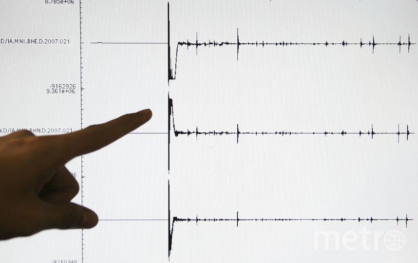 На Камчатке прогнозируют сильное землетрясение магнитудой почти 8.0. Фото Getty