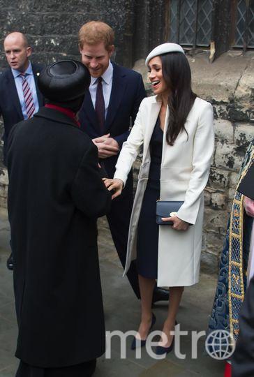 День Содружества Наций в Вестминстерском аббатстве. Фото Getty