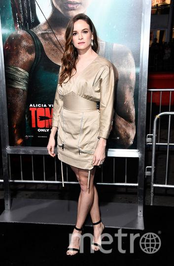 """Премьера нового фильма """"Tomb Raider: Лара Крофт"""". Даниэль Панабэйкер. Фото Getty"""