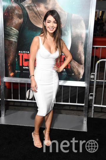 """Премьера нового фильма """"Tomb Raider: Лара Крофт"""". Фото Getty"""