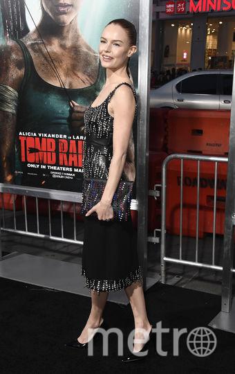 "Премьера нового фильма ""Tomb Raider: Лара Крофт"". Кейт Босуорт. Фото Getty"