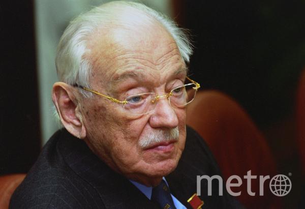 Сергей Владимирович Михалков. Фото РИА Новости