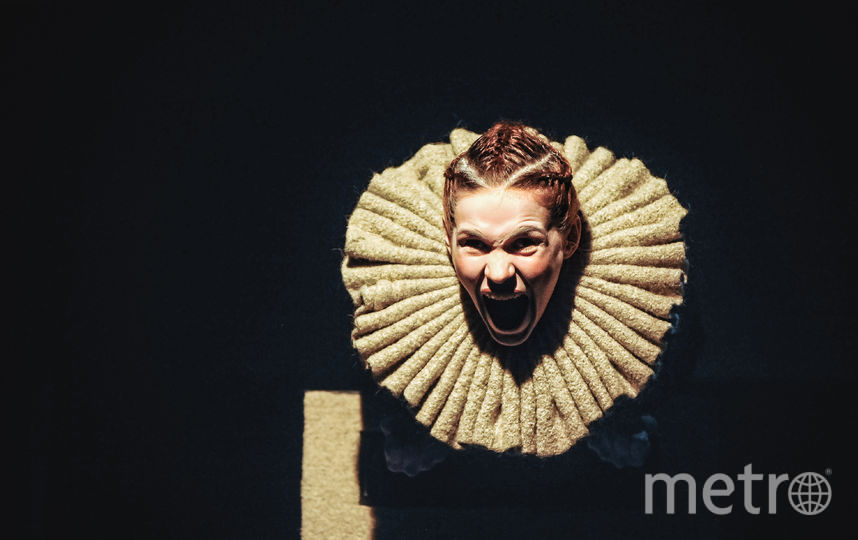 «Золотая Маска вгороде» открылась спектаклем «Король Лир»